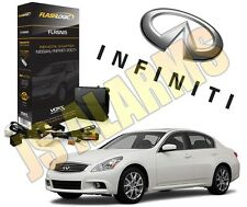 2012 INFINITY G37 PLUG & PLAY REMOTE START KEYLESS START SYSTEM 3X LOCK DIY