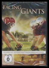 DVD FACING THE GIANTS - AMERICAN-FOOTBALL ---- Glaube an Gott *** NEU ***