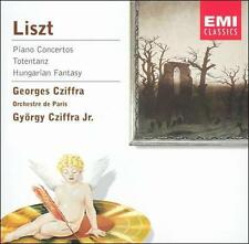 Liszt: Piano Concertos; Totentanz; Hungarian Fantasy, Georges Cziffra, Good