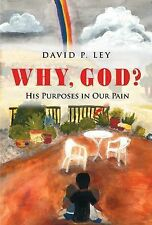 Why, God? His Purposes in Our Pain by David P. Ley (2013, Hardcover)