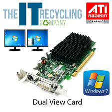 ATI RADEON X1300 GRAPHICS CARD - LOW PROFILE - 256MB PCI-E DUAL VIEW - D33A27