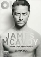 Out gay magazine James McAvoy Flamenco dancers Tastemakers Stefano Pilati