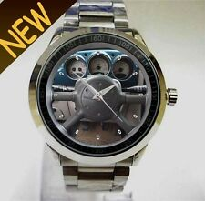 2010 Chrysler Pt Cruiser Classic 4-door Wagon Steering Wheel Sport Watch