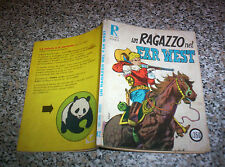 COLLANA RODEO RAGAZZO FAR WEST N.42 ORIGINALE MB/OTT TIPO TEX ZAGOR MARK ARALDO