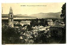 CPA 04 Alpes de Haute-Provence Les Mées Vue Panoramique et Vallée de la Durance