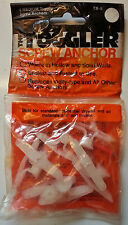 TOGGLER Commercial Screw Anchors Doors and walls, 3 packs(21) Small Medium Large