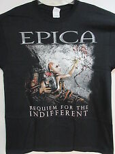 NEW - EPICA REQUIEM BAND / CONCERT / MUSIC T-SHIRT EXTRA LARGE