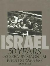 Israel, 50 Years : As Seen by Magnum Photographers-ExLibrary