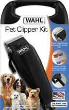 Powerful Professional Pet Hair Fur Trimmer Dog Cut Clipper Grooming Kit 10Pc SET