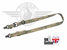 Airsoft Magpul MS3 Style Multi Mission Sling From FMA - ATAC-FG