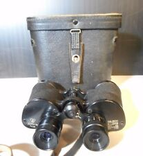 BAUCSH & LOMB ZEPHYR BINOCULARS 7 X 35 WITH CARRYING CASE - VERY GOOD