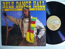 Bunny Wailer  Rule Dance Hall  1987  US  Shanachie 43050  Archive Copie  MINT