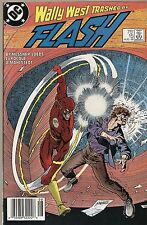 Flash '88 15 Newsstand VF N3
