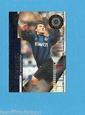 CALCIO CARDS 2001-PANINI- numero 93- VIERI - INTER