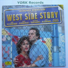LEONARD BERNSTEIN - West Side Story - Ex Con Double LP Record DG 415 253-1