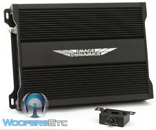 IMAGE DYNAMICS SQ600.1D CAR MONOBLOCK 600W RMS SUBWOOFERS SPEAKERS AMPLIFIER NEW