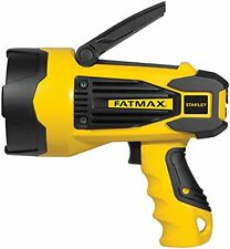 Stanley FatMax FLASHLIGHT, 10 Watt Lithium Ion Rechargeable LED SPOTLIGHT