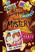 NEW Gravity Falls Dipper's And Mabel's Guide To Mystery And... BOOK (Hardback)
