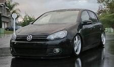 VW Golf Jetta MK6 6 VI Front Bumper CUPRA R Euro Spoiler Lip Valance Splitter MK