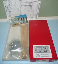 Scale Structures 1146 HO Timber Gantry Kit NEW OLD STOCK SS LTD