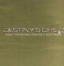 """Destiny's Child(Promo 12"""" Vinyl)Solider-Sony-XPR 3842-UK-2004-VG+/VG+"""