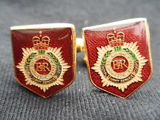 Royal Army Service Corps RASC Military Cufflinks