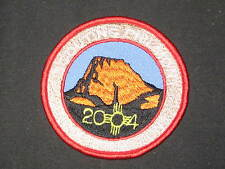 Scouting Philmont 2004 Special Needs Scouting Patch    c40