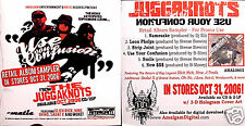 Juggaknots (Slick Rick, Sadat X, Oh-No) Use Your Confusion 6-track promo CD new