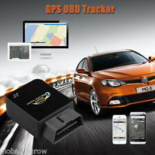 OBD2 OBD II GPS TRACKER Realtime Car Truck Vehicle GSM GPRS Spy Tracking Device