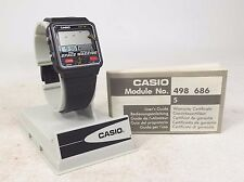 Casio GS-16 Space Warrior Game Watch Module 686 NEW with INSTRUCTIONS