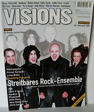 VISIONS Nr.83 Februar 2000 ohne CD Smashing Pumpkins HIM Incubus Mike Ness