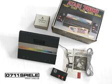 Atari 7800 Set in Originalverpackung