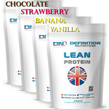 Whey Protein Pack of 4 Samples 1 Of Each Flavour Definition Nutrition