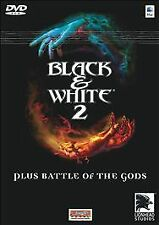 Black & White 2 Plus Battle of the Gods (Mac OS, 2009) - COMPLETE