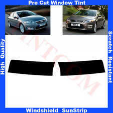Pre Cut Window Tint Sunstrip for Ford Mondeo 5D Hatchback 2007-2013 Any Shade