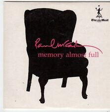 (FI515) Paul McCartney, Memory Almost Full - 2007 The Mail CD