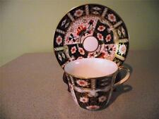 Royal Crown Derby Imari 2451 Large Cup and Saucer