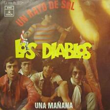 """Los Diablos(7"""" Vinyl P/S)Un Rayo De Sol-006 20 157-37-VG+/VG"""