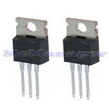 2x TIP120 NPN Transistor Linear Amplifier And Switching Application