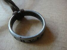 Sir Francis Drake Ring Necklace from Collector's Edition - Uncharted 3 III