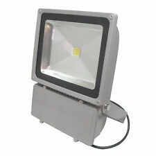 100W LED Tunnel Waterproof Flood lights Warm White High Power Spotlights 01