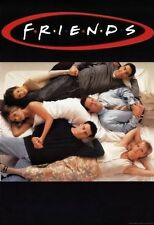 "FRIENDS - TV SHOW POSTER / PRINT (FRIENDS ON BED) (SIZE: 27"" X 40"")"