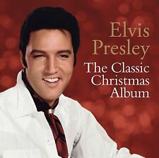 The Classic Christmas Album [Audio CD] Elvis Presley