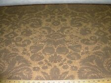 """~18 6/8 YDS~THIBAUT~""""MANHATTAN DAMASK""""~100% COTTON UPHOLSTERY FABRIC FOR LESS~"""