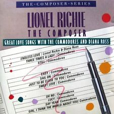 Lionel Richie - The Composer: Great Love Songs CD BARGAIN!! FREE!! UK 24-HR POST