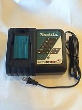 Makita LXT DC18RC 18V Fast Battery Charger 18 Volt 4 BL1830,BL1815,BL1840,BL1850