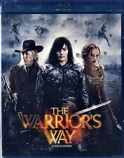 BRAND NEW BLU-RAY/ The Warriors Way / Danny Huston, Kate Bosworth, Jang Dong-gun