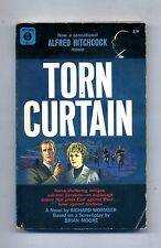 Richard Wormser # TORN CURTAIN # A Mayflower-Dell Paperback 1986