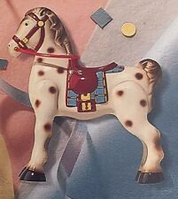 1939 Mobo Horse 1998 Hallmark Christmas Ornament QEO8393 2nd in the series