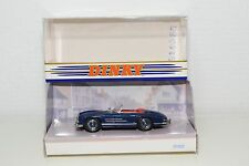 DINKY MATCHBOX DY033/A DY033 / A MERCEDES BENZ 300SL ROADSTER BLUE MINT BOXED